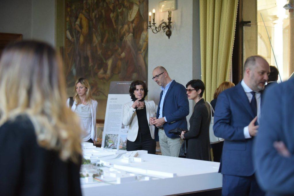 Chiara Cantono esposizione WT SmartCity Award